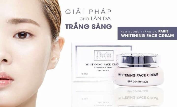 Kem-dưỡng-trắng-da-Paris-–-Whitening-Face-Cream-Chính-hãng-4