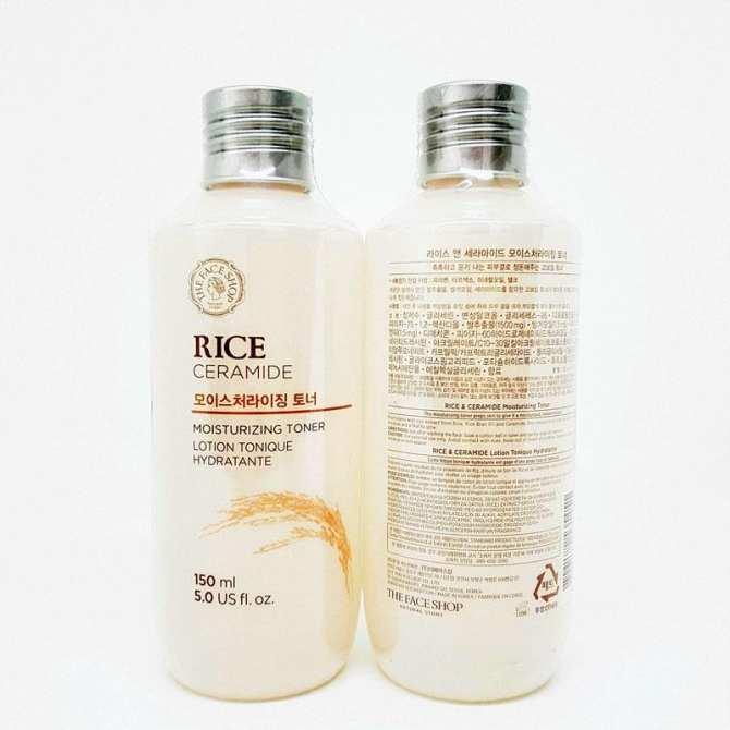 nuoc-hoa-hong-gao-the-face-shop-rice-ceramide-moisture-toner