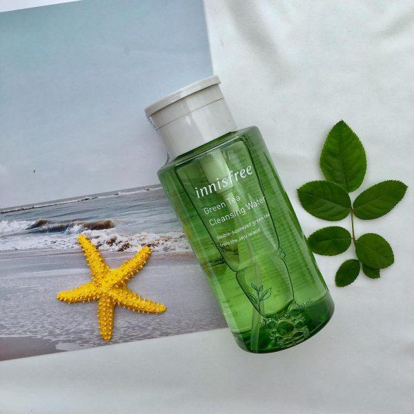 nước-tẩy-trang-innisfree-300ml-trà-xanh-1